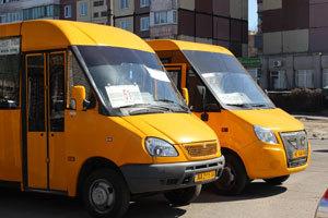 «Маршрутчики» хотят за проезд 12-13 гривен