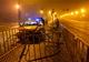 На Слобожанском проспекте водитель Daewoo снес ограждение