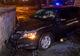 Погоня на набережной в Днепре: голый мужчина за рулем выстрелил себе в голову