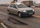 Внимание автомобилистам: на Центральном мосту образовалась яма