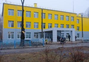 На Днепропетровщине капитально ремонтируют Илларионовскую опорную школу