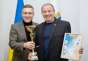 В мэрии Днепра наградили лучшие колледжи и техникумы за спортивные достижения студентов в этом году
