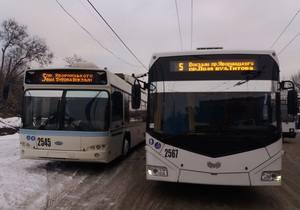 Когда в Днепре по ул. Курчатова пустят электротранспорт: «Осталось только подмести»