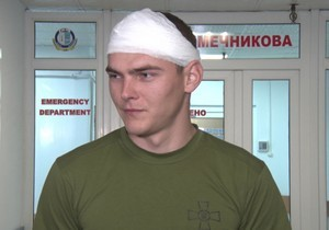 В Днепре прооперировали раненого бойца с передовой
