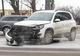 На Запорожском шоссе столкнулись Volkswagen и Ford: проезд затруднен