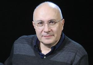 У Дніпропетровській ОДА відомий журналіст Матвій Ганапольський презентує іронічну книгу про власне життя