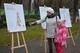 В Днепре открыли выставку «Дело в том ...» о домашнем насилии