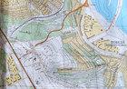План 1975 г. До строительства ж.м. Сокол.