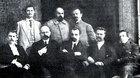 Николай Стасюк в верхнем ряду в центре