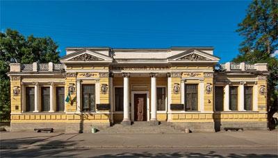 Театры и культурные центры - Исторический музей им. Д.И. Яворницкого