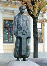 Что посмотреть - Яворницкому Д.И., памятник