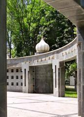 Что посмотреть - Монумент погибшим солдатам охраны правопорядка