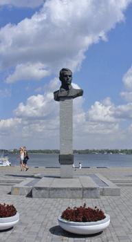 Что посмотреть - Сташкову Н.И. памятник