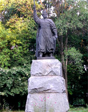 Что посмотреть - Хмельницкому Богдану, памятник