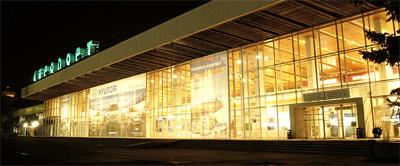 Международный Аэропорт Днепр-Днепропетровск (DNK)