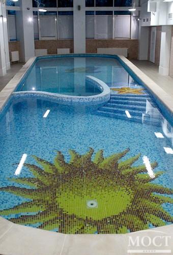 Метеор, дворец водных видов спорта
