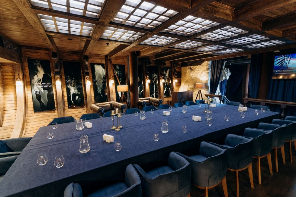 Банкетный зал Бартоломео (Bartolomeo Best River Resort)