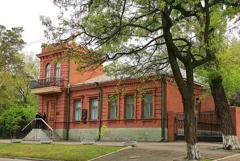 Мемориальный дом-музей академика Д.И. Яворницкого