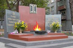 Что посмотреть - Петровцам, погибшим в годы войны, памятный знак