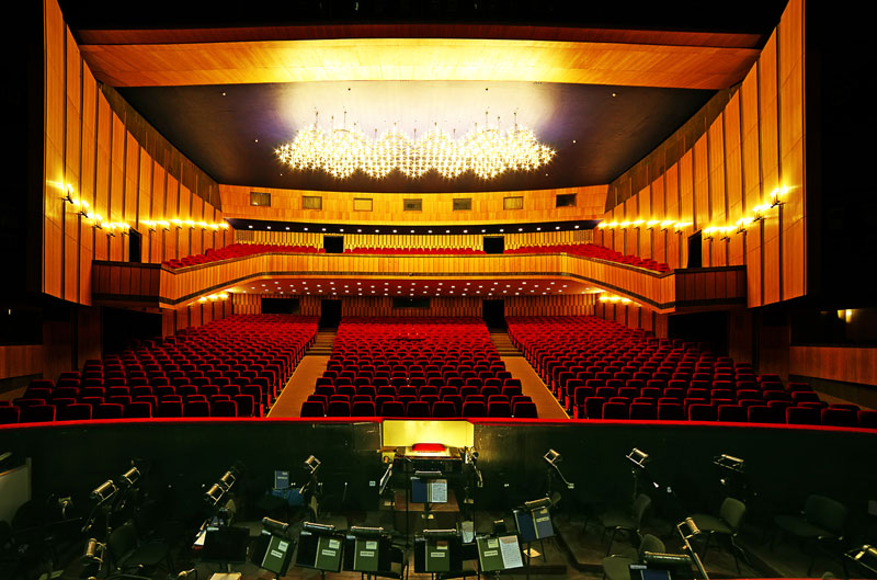 Оперы и балета театр