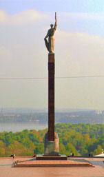 Что посмотреть - Вечной Славы, монумент