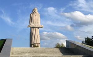 Что посмотреть - Мемориал жертвам политических репрессий и голодомора