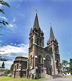 Что посмотреть - Костел Св. Николая