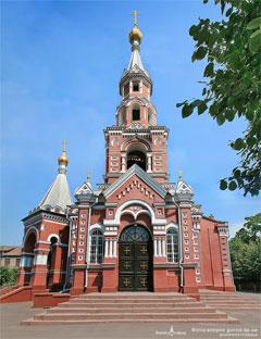 Общество и религия - Николаевский Собор