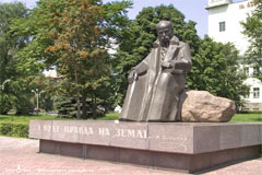 Шевченко Т.Г., памятник