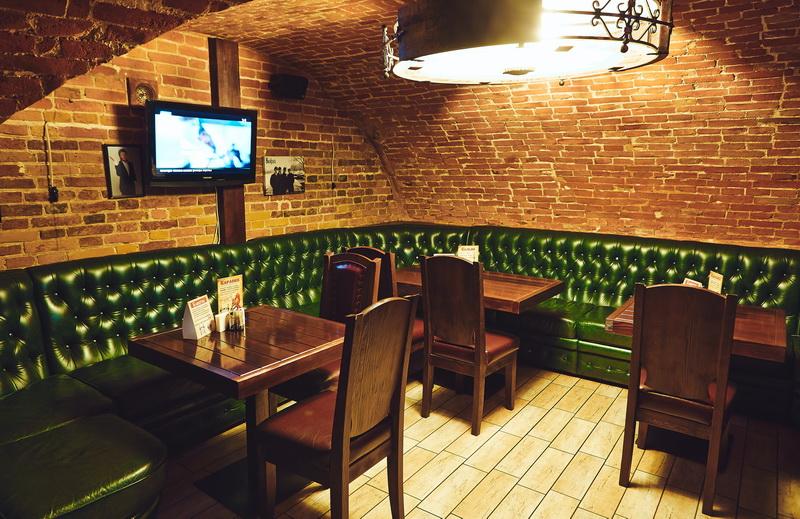 Зал №1 Биг Бен (Big Ben), караоке-лаунж бар