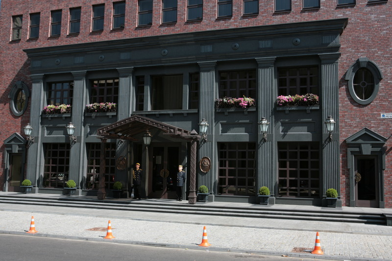 Аксельхоф Бутик Отель (Axelhof Boutique Hotel)