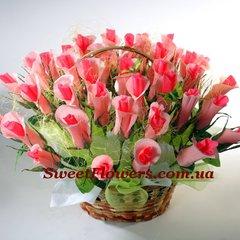 Gorod мастеров - Авторские букеты из конфет. Доставка цветов. Студия Флористики Сладкие Цветы