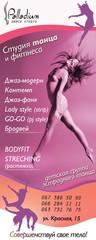 Увлечения - Студия танца и фитнеса Palladium