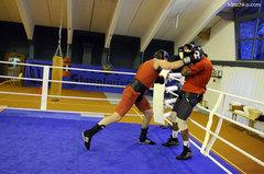 Спорт и активный отдых - Янгеля 35. Секция бокса