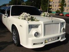 Такси, прокат автомобилей - Украшения для свадебных авто