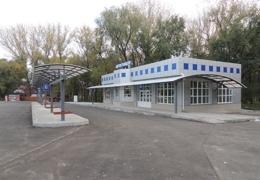 Вокзалы и станции - Автостанция №2 - Южная