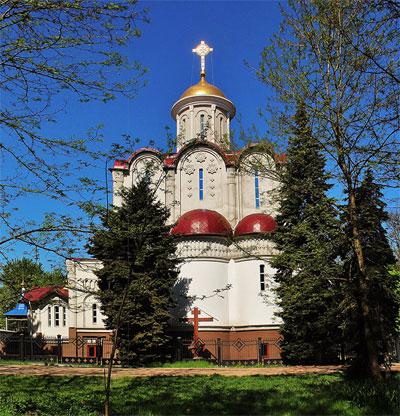 Александра Невского, храм