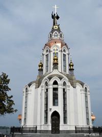 Что посмотреть - Храм в честь Собора Св. Иоанна Крестителя