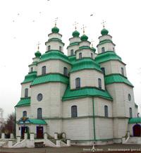 Что посмотреть - Свято-Троицкий Собор (г. Новомосковск)