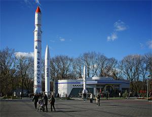 Что посмотреть - Парк ракет