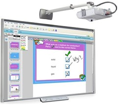 Образование и наука - Интерактивная доска, ЧП