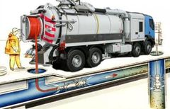 Аварийка канализации и водопровода ЧП