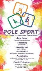 Спорт и активный отдых - Пол спорт (Pole sport)