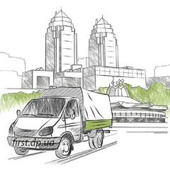 Перевозка грузов - Грузоперевозки
