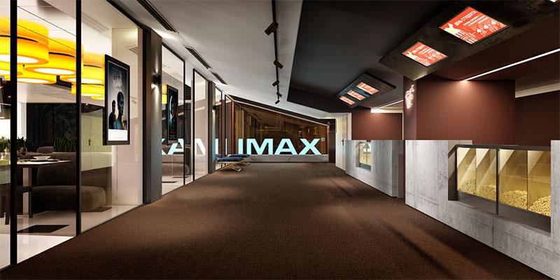Дафи Мультиплекс - IMAX