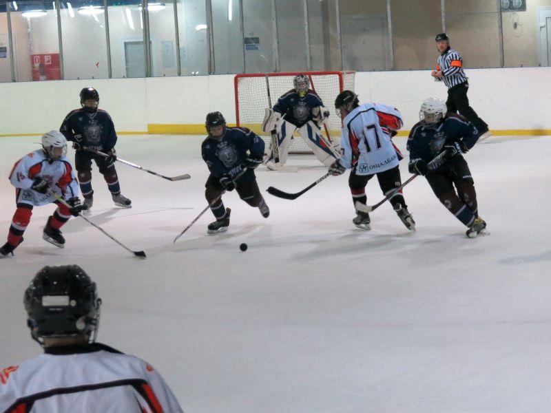 Юношеский чемпионат Украины по хоккею с шайбой