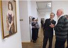 Открытие выставки живописи Исаева Сергея Ивановича