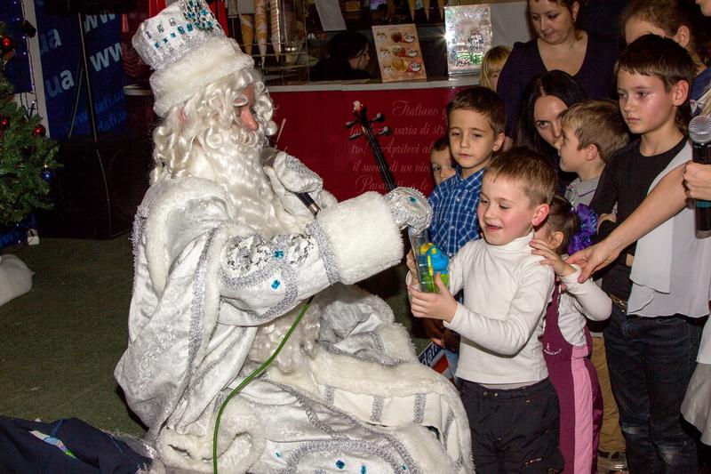 Дня Святого Николая в ТРЦ «Дафи»