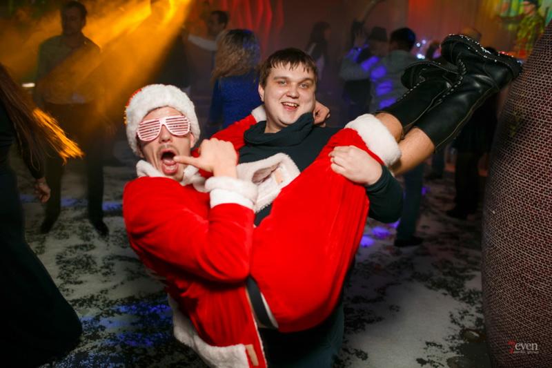 Новый год в клубе днепропетровска
