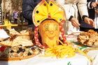Празднование Масленицы с Детско-юношеским центром «Штурм»
